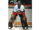 "Glenn ""Chico"" Resch New York Islanders Autographed 8x10 Photo Inscribed ""Chico"""