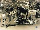 Autographed Andy Russell Pittsburgh Steelers 8x10 Photo