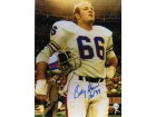 "Autographed Billy Shaw Buffalo Bills 8x10 Photo Inscribed ""HOF 99"""