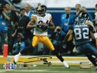 Autographed Ike Taylor Pittsburgh Steelers 8x10 Photo