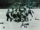 Joe Watson Philadelphia Flyers Autographed 8x10 Photo -Brawl-