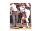 "Autographed Bob Watson New York Yankees 8x10 Photo Inscribed ""2X AS"""
