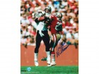Carlton Williamson San Francisco 49ers Autographed 8x10 Photo