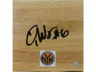 Qyntel Woods New York Knicks Autographed 6x6 Floor Board