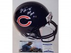 Brian Urlacher Autographed Hand Signed Chicago Bears Full Size Authentic Helmet - BAS Beckett