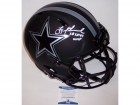 Troy Aikman Autographed Hand Signed Dallas Cowboys Full Size ECLIPSE Authentic Helmet - BAS Beckett
