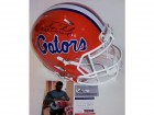 Tim Tebow Autographed Hand Signed Florida Gators Speed Revolution Full Size Authentic Football Helmet - PSA/DNA