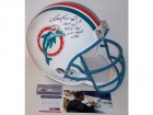 Dan Marino Autographed Hand Signed Miami Dolphins Throwback Full Size Authentic Helmet - PSA/DNA