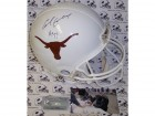 Earl Campbell Hand Signed Texas Longhorns Authentic Helmet - PSA/DNA