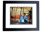 Al Pacino Signed - Autographed SCARFACE 11x14 inch Photo BLACK CUSTOM FRAME - Guaranteed to pass PSA or JSA