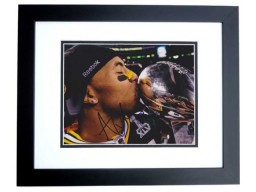 Andrew Quarless Signed - Autographed Green Bay Packers 8x10 inch Photo BLACK CUSTOM FRAME - Guaranteed to pass PSA or JSA - Super Bowl XLV Champion
