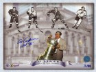 Al Arbour Hall Of Fame Journey Autographed 8X10 Photo Limited #/96 Print