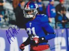 Aaron Ross Signed - Autographed New York Giants 8x10 inch Photo - Guaranteed to pass PSA or JSA - 2x Super Bowl Champion