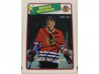 Brian Noonan Chicago Blackhawks Autographed 1988-89 O-Pee-Chee Card