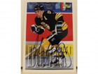 Adam Oates Boston Bruins Autographed 1995-96 Topps Card