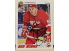 Keith Primeau Detroit Red Wings Autographed 1991-92 Upper Deck Card