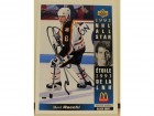 Mark Recchi Philadelphia Flyers Autographed 1993-94 Upper Deck McDonalds Card