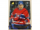 Mark Recchi Montreal Canadiens Autographed 1995-96 Pinnacle Card