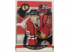 Jeremy Roenick Chicago Blackhawks Autographed 1990-91 Pro Set Card
