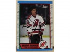 Brandan Shanahan New Jersey Devils Autographed 1989-90 Topps Card