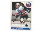 Pat LaFontaine New York Islanders Autographed 1985-86 O-Pee-Chee Card