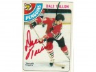 Dale Tallon Pittsburgh Penguins Autographed 1978-79 O-Pee-Chee Card