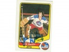 Joe Daley Winnipeg Jets Autographed 1976-77 O-Pee-Chee Card