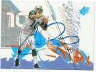 Chad Pennington New York Jets Autographed 2003 SPx Card