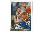 Dennis Scott Orlando Magic Autographed 1992-93 Upper Deck Card