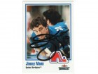 Jimmy Mann Quebec Nordiques Autographed 2002-03 Fleer Throwbacks Card