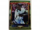 Wayne Kirby Cleveland Indians Autographed 1993 Finest Card #36. This item comes with a certificate of authenticity from Autograph-Sports.