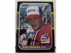 Russ Morman Chicago White Sox Autographed 1987 Donruss Card #306. This item comes with a certificate of authenticity from Autograph-Sports.
