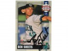 Ben Sheets Ogden Raptors Autographed 2000 Team Best Card