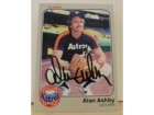 Alan Ashby Houston Astros Autographed Card 1983 Fleer #445. This item comes with a certificate of authenticity from Autograph-Sports.