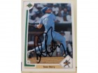 Sean Berry Kansas City Royals Autographed 1991 Upper Deck Card #10. This item comes with a certificate of authenticity from Autograph-Sports.