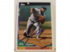 Mel Rojas Montreal Expos Autographed 1994 Topps Card #78. This item comes with a certificate of authenticity from Autograph-Sports.
