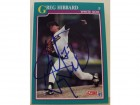 Greg Hibbard Chicago White Sox Autographed 1991 Score Card #128. This item comes with a certificate of authenticity from Autograph-Sports.
