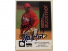 Keith Bucktrot Philadelphia Phillies Autographed Red Barons Future Star Magnet.  This item comes with a certificate of authenticity from Autograph-Sports.
