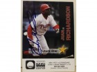 Juan Richardson Philadelphia Phillies Autographed Red Barons Future Star Magnet.  This item comes with a certificate of authenticity from Autograph-Sports.