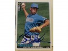 Kurt Miller Florida Marlins Autographed 1995 Upper Deck Collectors Choice Card #298.  This item comes with a certificate of authenticity from Autograph-Sports.