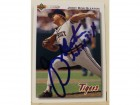 Jerry Don Gleaton Detroit Tigers Autographed 1992 Upper Deck Card #601. This item comes with a certificate of authenticity from Autograph-Sports.