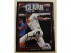 Jerald Clark Colorado Rockiers Autographed 1993 Triple Play Card #126. This item comes with a certificate of authenticity from Autograph-Sports.
