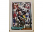 Aaron Craver Miami Dolphins Autographed 1992 Topps Card #317. This item comes with a certificate of authenticity from Autograph-Sports.