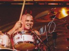 Adrian Young Signed - Autographed 8x10 NO DOUBT Drummer Photo - Guaranteed to pass PSA or JSA