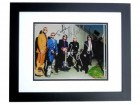 Aerosmith Signed - Autographed 11x14 inch Photo BLACK CUSTOM FRAME - Guaranteed to pass PSA or JSA signed by Steven Tyler, Tom Hamilton, Joey Kramer, Brad Whitford, and Joe Perry