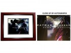 Ben Affleck and Henry Cavill Signed - Autographed Batman v Superman: Dawn of Justice 11x14 inch Photo MAHOGANY CUSTOM FRAME - Guaranteed to pass PSA or JSA - Bruce Wayne and Clark Kent