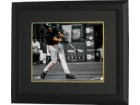 Frank Thomas signed Toronto Blue Jays Spotlight 16x20 Photo Custom Framed (500th Career HR- 6-28-07)