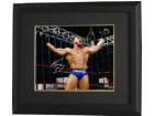 Ken Shamrock signed WWF/WWE 8x10 Wrestling Photo Custom Framed (UFC Champion)