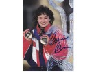 Bonnie Blair Signed - Autographed Speed Skating 4x6 inch Photo - Guaranteed to pass PSA or JSA