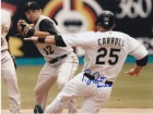 Brett Carroll Signed - Autographed Florida Marlins 8x10 Photo